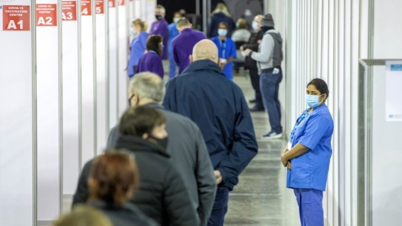 Britanija još nije odlučila o ponudi Fajzera za vakcinaciju olimpijaca