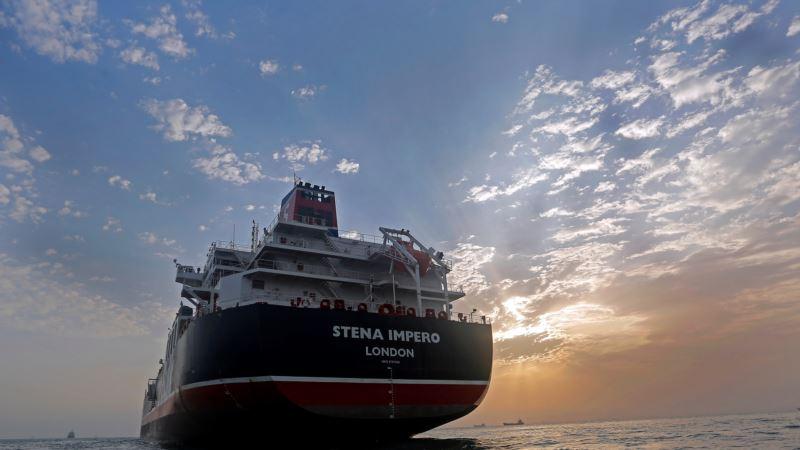 Britanija razmatra odgovor na iransku zaplenu njenih tankera