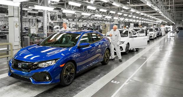 Britanska auto-industrija bi mogla da gubi 63.300 dolara po minuti