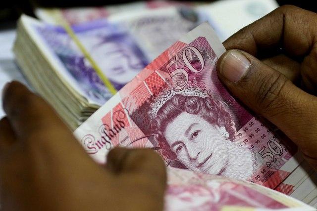 Britanska privreda u vanrednoj situaciji, nezabeležen pad