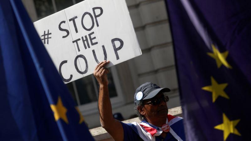 Britanska vlada pokrenula Spremite se za Brexit kampanju