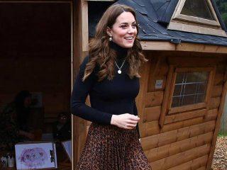 Britanska vojvotkinja u suknji od 1200 dinara