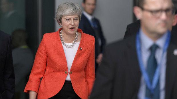 Britanski mediji: Mej ponižena, EU odbila njen plan