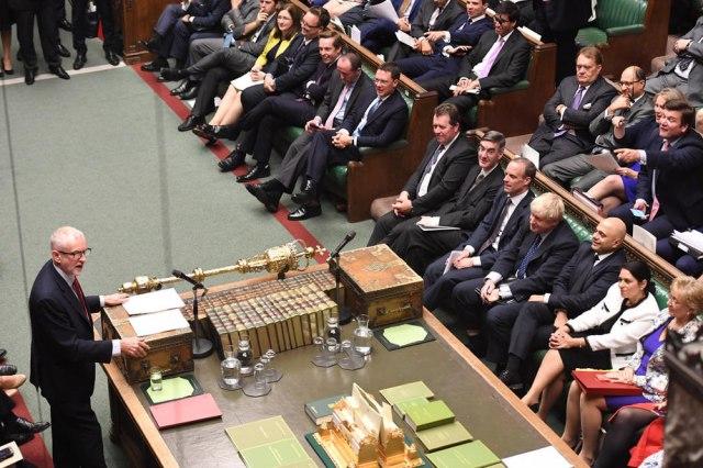 Britanski poslanici biraju novog predsednika skupštine