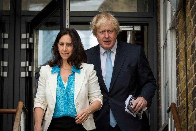Razvodi se premijer Velike Britanije: Finansijski se nagodio sa ženom