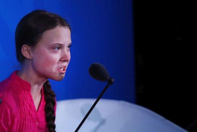 Britanski voditelj poručio Greti da umukne, a onda ga je njegova ćerka prozvala na mrežama