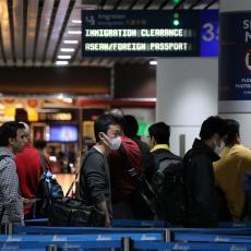 Britiš Ervejz zbog virusa suspendovao sve letove za Kinu!