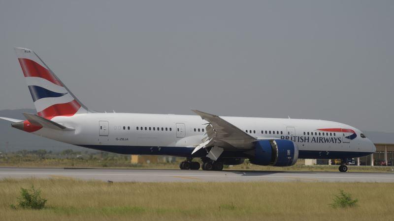 Britiš ervejz suspendovao letove za Kairo