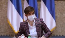 Brnabić: Ekološki ustanak je bio primer neodgovornosti