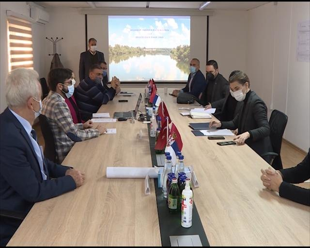 Brnabić: Gradimo autoputeve, gradimo jaču Srbiju