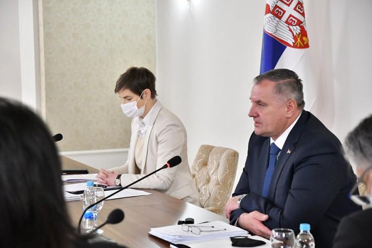 Brnabić: Investicije i donacije Srbije Srpskoj vrijedne skoro milijardu evra