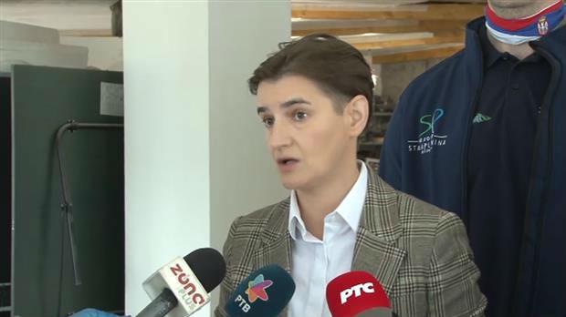 Brnabić: Nadam se da nova prištinska vlada neće voditi populističku politiku