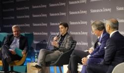 Brnabić: Nemačke kompanije doprinose promeni imidža Srbije