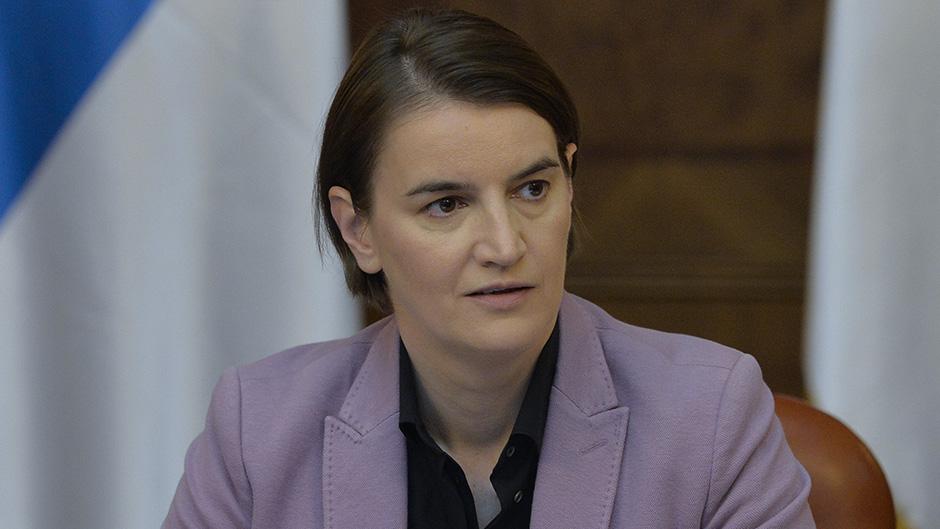 Brnabić: Očekujem prljavu kampanju, opozicija ide na uvrede