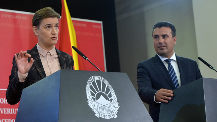 Brnabić: Odbijeno izručenje Morine je politička odluka; Zaev: To je odluka suda