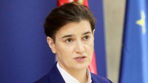 Brnabić: Pre 2013. bilo je nezamislivo da će SAD pozivati na kompromis Beograda i Prištine