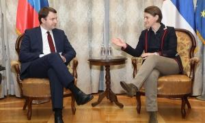 Brnabić: Rusija jedan od najznačajnih ekonomskih partnera Srbije