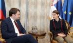 Brnabić: Rusija pouzdan partner i tradicionalni prijatelj