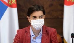 Brnabić: Srbija nikad neće prestati da traži pravdu za decu ubijenu kod Goraždevca