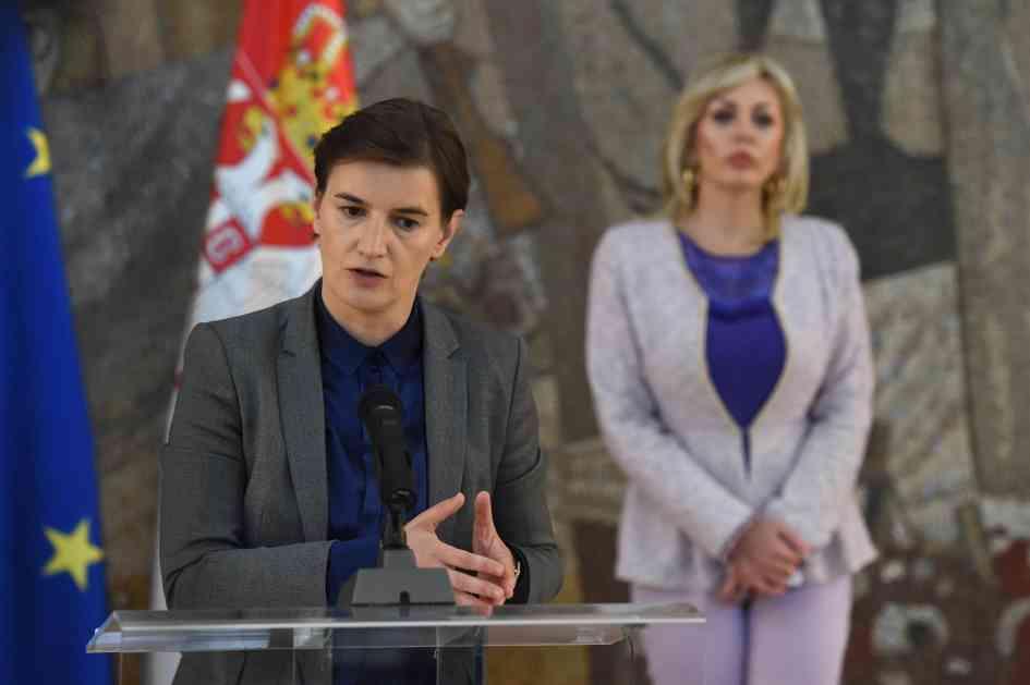 Brnabić: Srbija postigla napredak u vladavini prava
