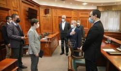 Brnabić: Srbija posvećena jačanju odnosa sa Iranom