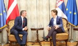 Brnabić: Srbija posvećena normalizaciji odnosa s Prištinom, dijalog posle ukidanja taksi