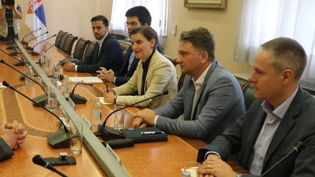Brnabić: Srbija spremna za saradnju sa svetskim IT kompanijama
