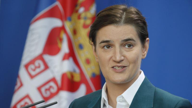 Brnabić: Srbija za unapređenje saradnje s Velikom Britanijom posle Bregzita