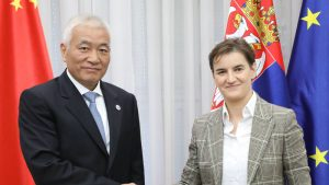 Brnabić: Srbija želi da razvija saradnju s Kinom u oblasti inovacija i tehnologije