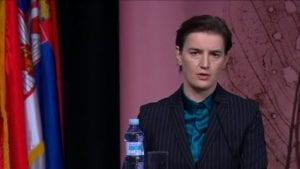 Brnabić: Srbiji važna podrška Kine oko Kosova