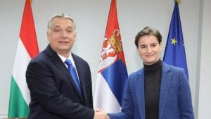 Brnabić: Stav Trifunovića o Mađarima nije stav Srbije