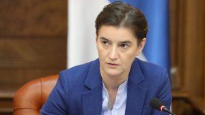 Brnabić: Tenzije u regionu se izazivaju kako bi se skrenula pažnja sa uspeha Srbije