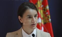 Brnabić: Uključiću se u kampanju za beogradske izbore