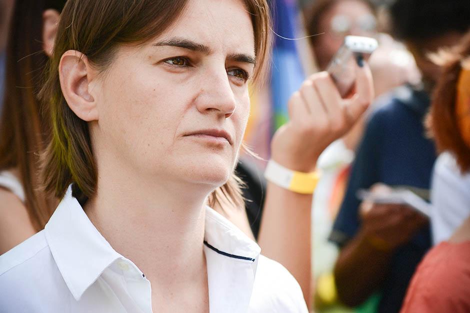 Brnabić: Ulazim u kampanju za BG izbore!