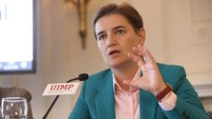 Brnabić: Unutrašnje reforme EU sprovoditi paralelno s proširenjem