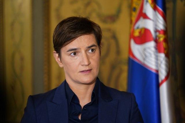 Brnabić: Veći problem od Vidojkovića je NUNS