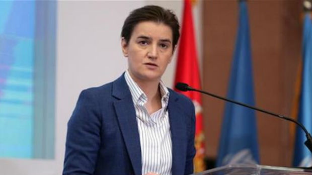 Brnabić: Vreme je da se Priština okrene budućnosti