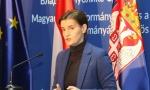 Brnabić: Zahvalni smo Mađarskoj zbog stavova po pitanju Kosova i Metohije