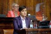 Brnabićeva: Znam naše pozicije, neću otkrivati karte o KiM