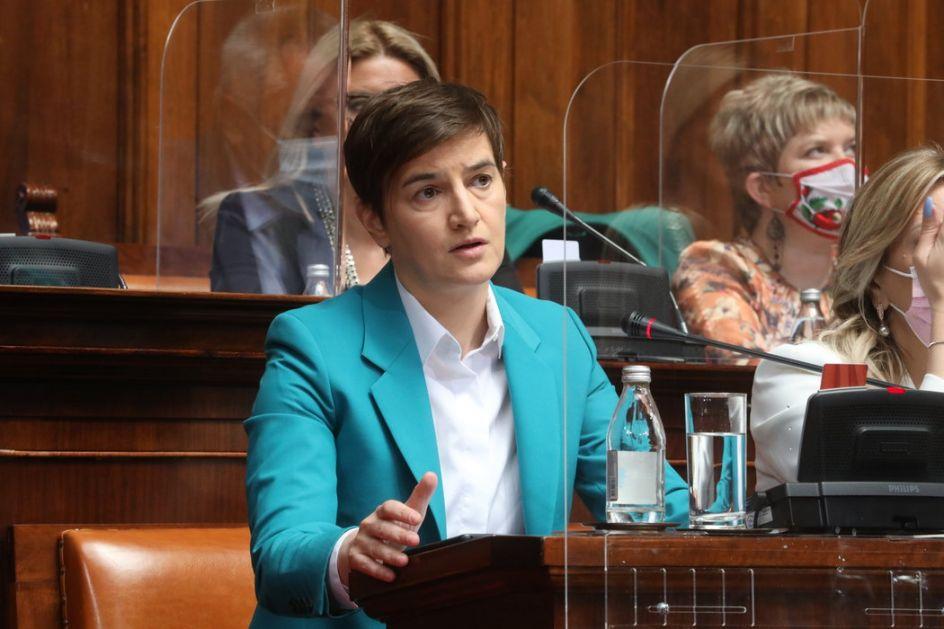 Brnabić i Borel na Međuvladinoj konferenciji EU-Srbija