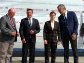 Brnabić i Zaev otvorili INTEGRISANI PRELAZ Preševo - Tabanovce