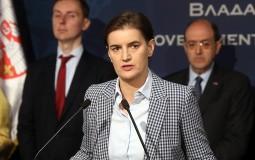 Brnabić kaže da nije znala da je Medijska strategija izmenjena poslata u Brisel