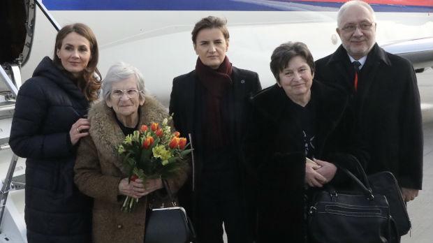 Ana Brnabić na godišnjici oslobođenja logora Aušvic-Birkenau