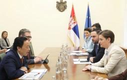 Brnabić razgovarala sa direktorom FAO o nastavku saradnje