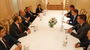 Brnabić s predsednikom Jermenije o saradnji u ekonomiji i obrazovanju