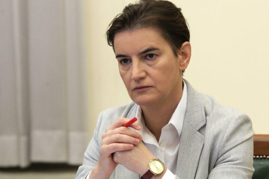 Brnabić sa ambasadorom Slovenije: Visok nivo odnosa dve zemlje