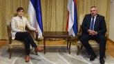 Počela sednica Vlade Srbije i Vlade Republike Srpske FOTO