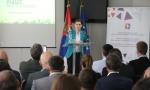 Brnabić u Kragujevcu: Zapošljavajte mlade, država će pomoći, imamo najbolje mere za investicije u inovacije