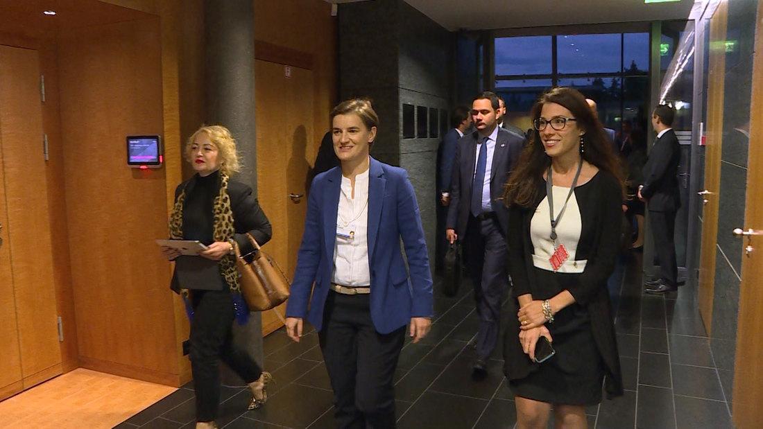 Brnabić u Ženevi na skupu o Zapadnom Balkanu