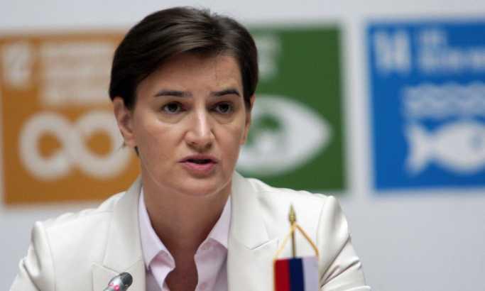 Brnabić zahvalila Dejanu Saviću što je sam podneo ostavku